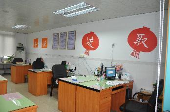 [图片10]教师自主设计的办公室环境文化