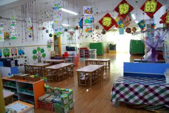 幼儿园冬天主题板面图片
